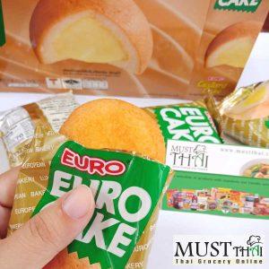 Euro Puff Cake 3 Cream