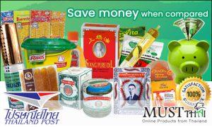 Thai Grocery Premium selected foods