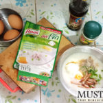 Knorr instant porridge no MSG added, no color added, no preservatives added.