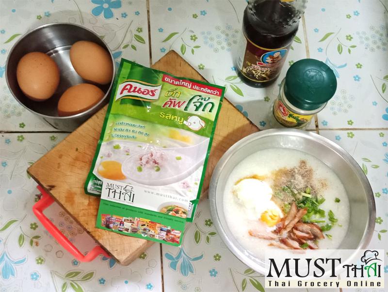 Knorr instant porridge no MSG added, no color added, no preservatives added.