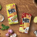Pretz Biscuit Stick by Glico brand