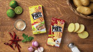 Pretz Biscuit Stick by Glico brand