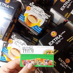 NatureGift Extra Coffee Q10 Plus (box of 10 sachets)