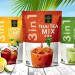 Ranong Tea 3in1 Thai Milk Tea