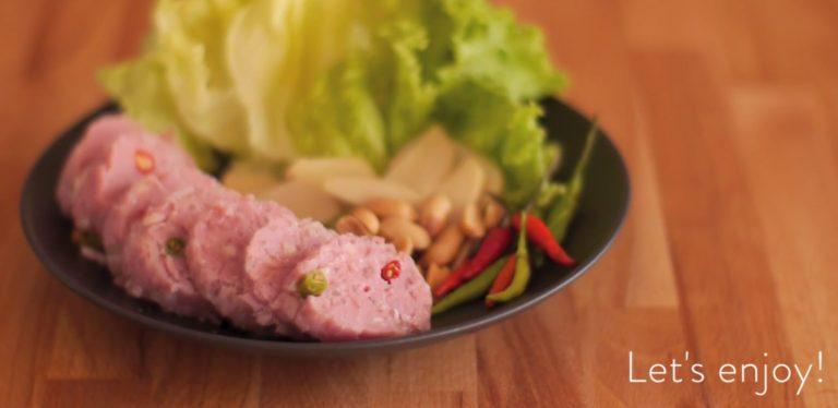 Nam (Fermented Pork)
