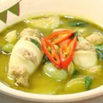 Stuffed Squid Green Curry By Lobo 2in1